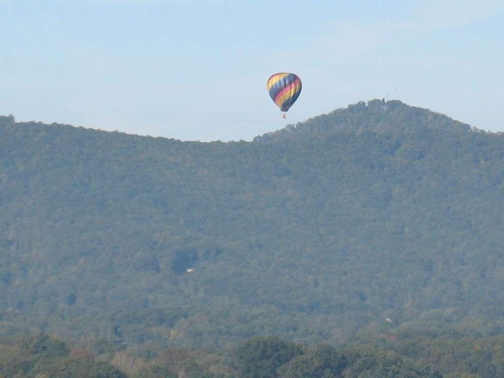 Hot Air Balloon Ride Over Asheville