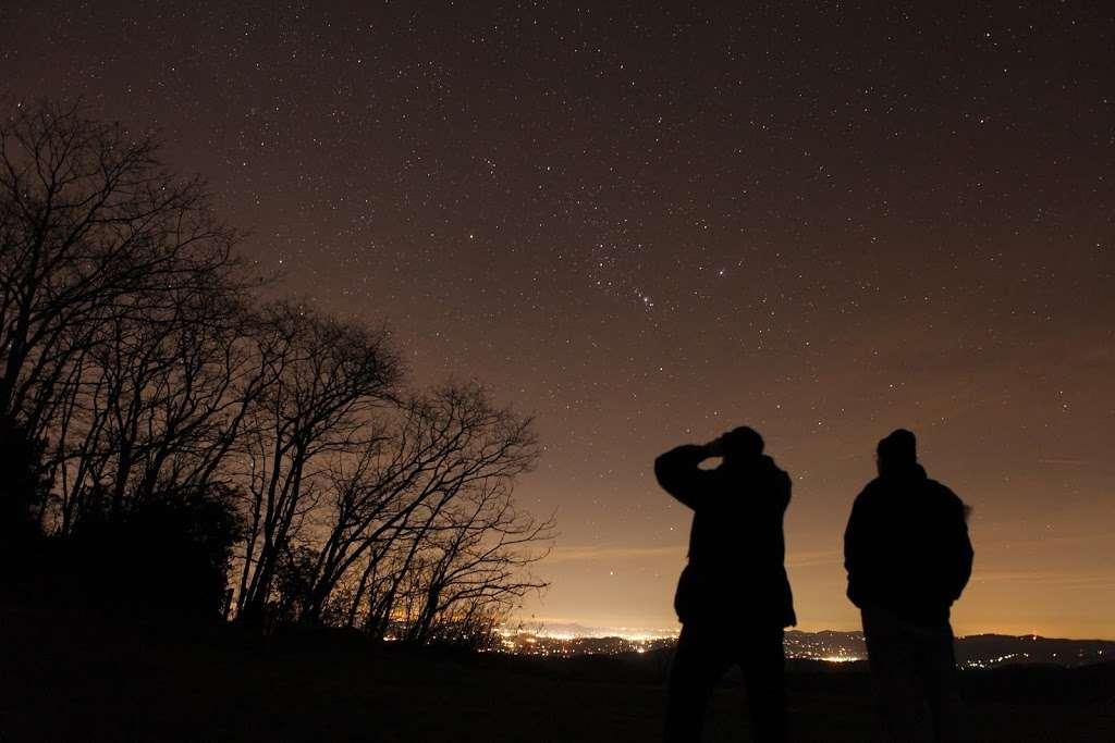 Meteor Shower a Treat for Asheville Stargazers
