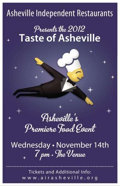 Taste of Asheville 2012
