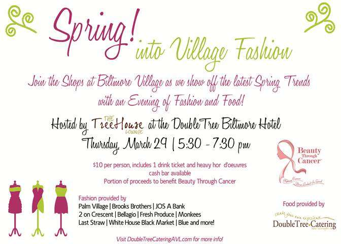 Biltmore Village Fashion Show