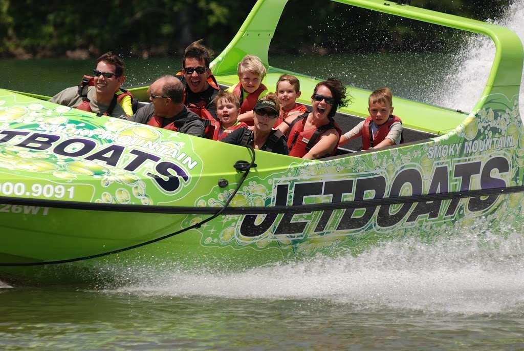 Smoky Mountain Jetboats