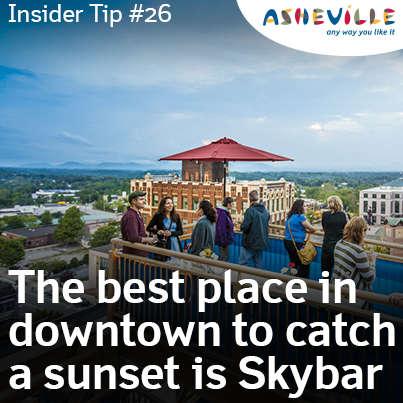 Sunsets at Skybar
