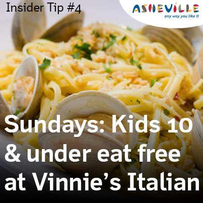 Family Night at Vinnie's Italian
