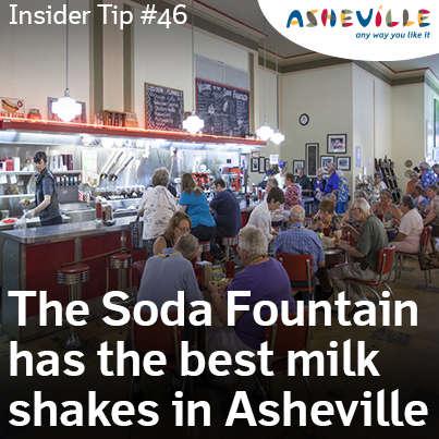 Foodspotting: The Soda Fountain