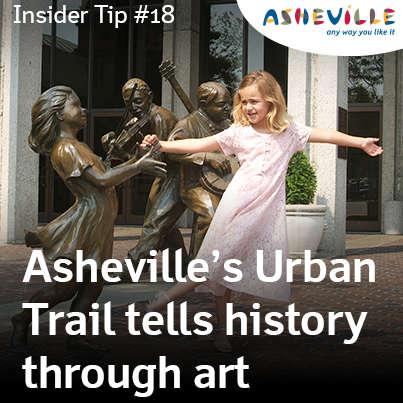 Asheville's Urban Trail