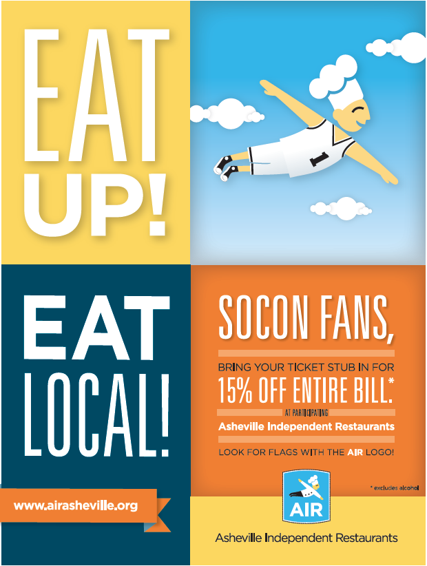 Foodtopian Deals for SoCon Attendees
