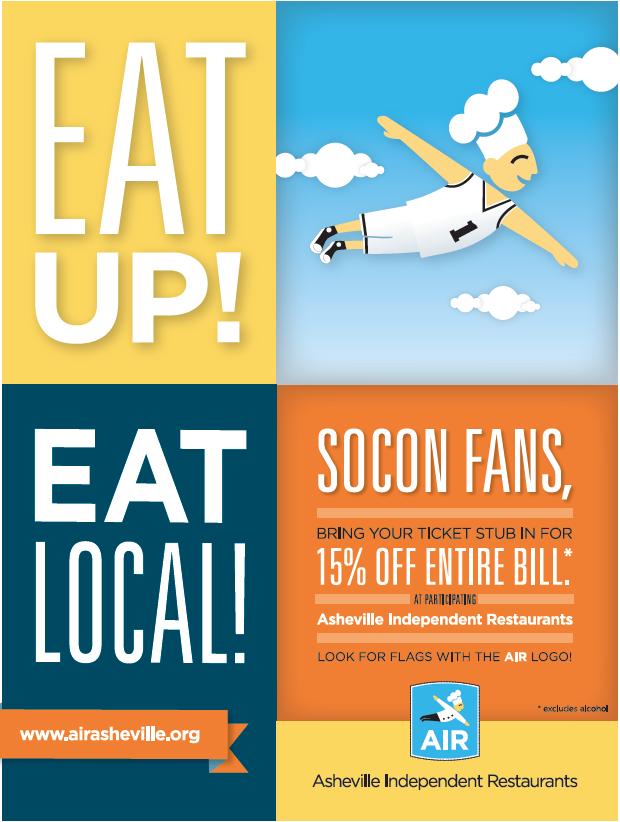 Foodtopian Deals for SoCon Attendees