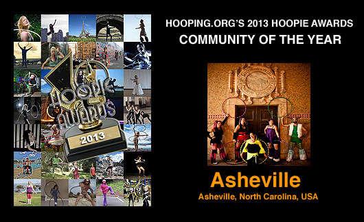 More Asheville Hoopla