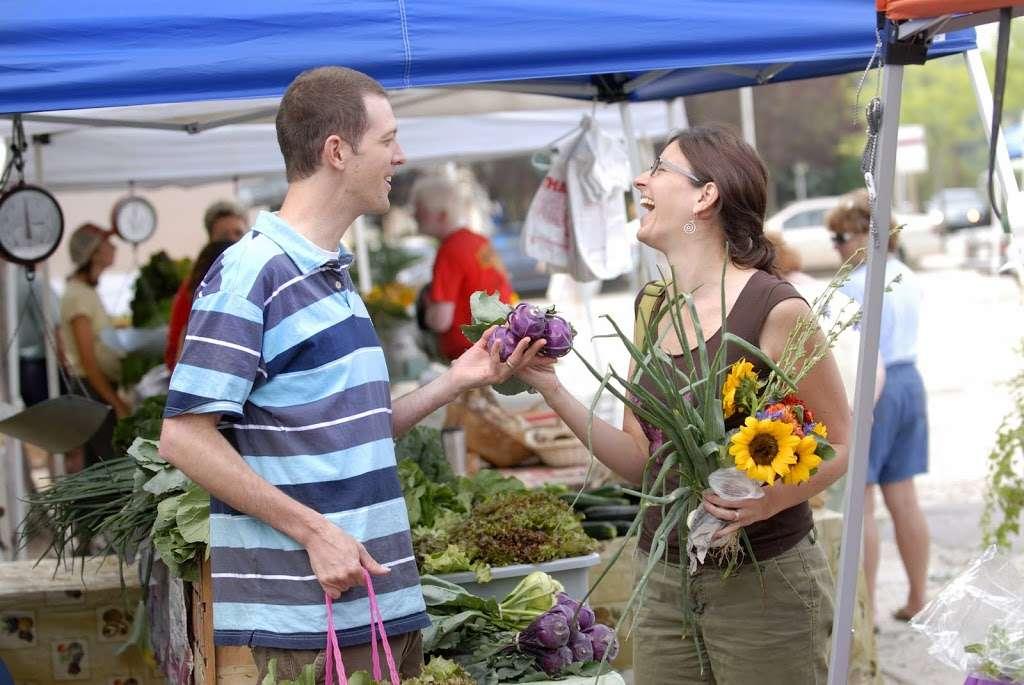 Foodtopian Spotlight: Montford Farmer's Market