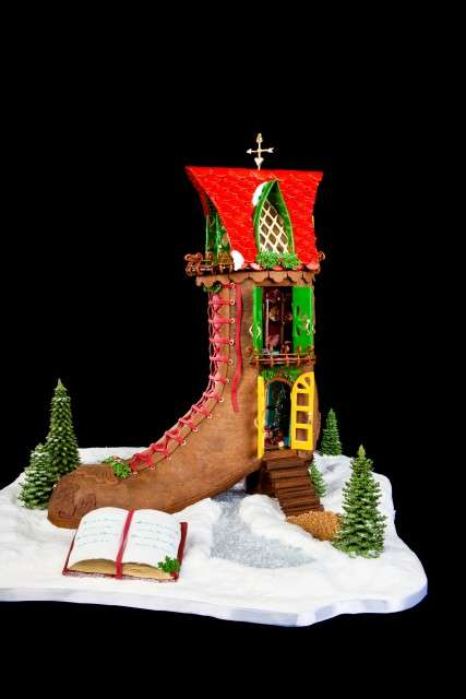 The Nation's Best Gingerbread Homes