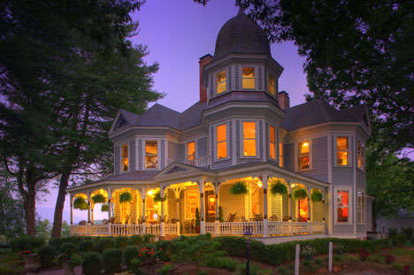 Asheville B&B's Top in U.S.