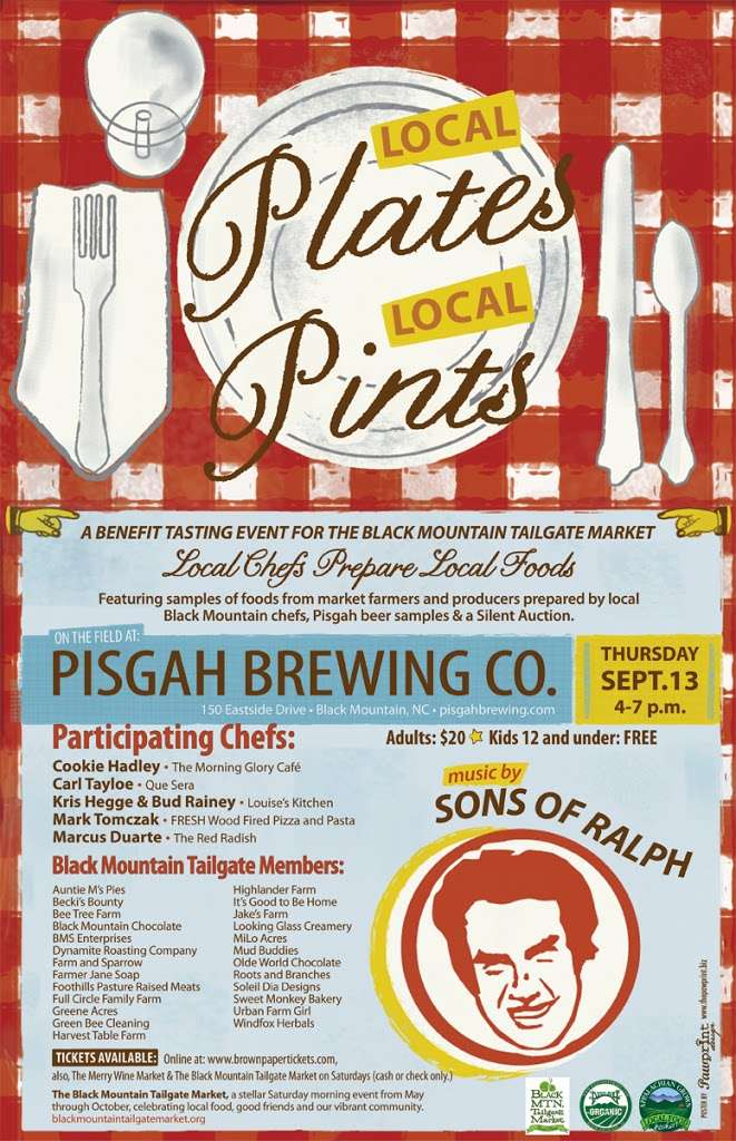Local Plates, Local Pints