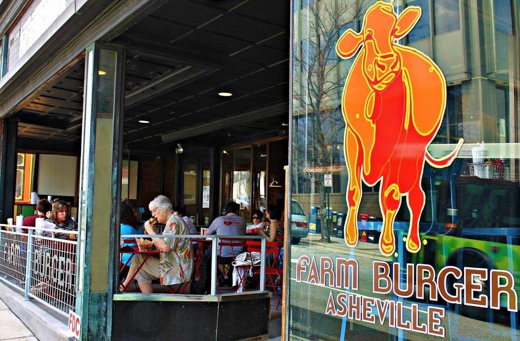 Farm Burger Asheville