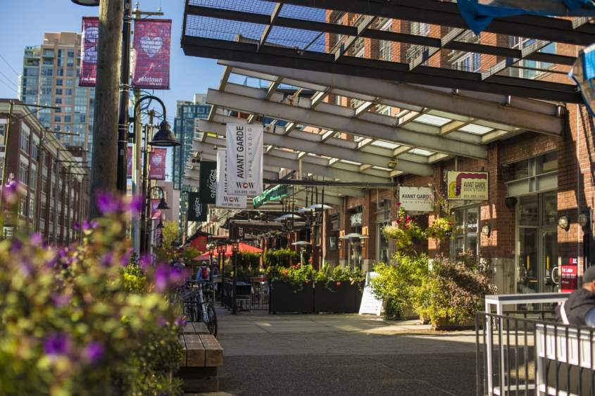 Restaurants In Downtown Nelson Bc