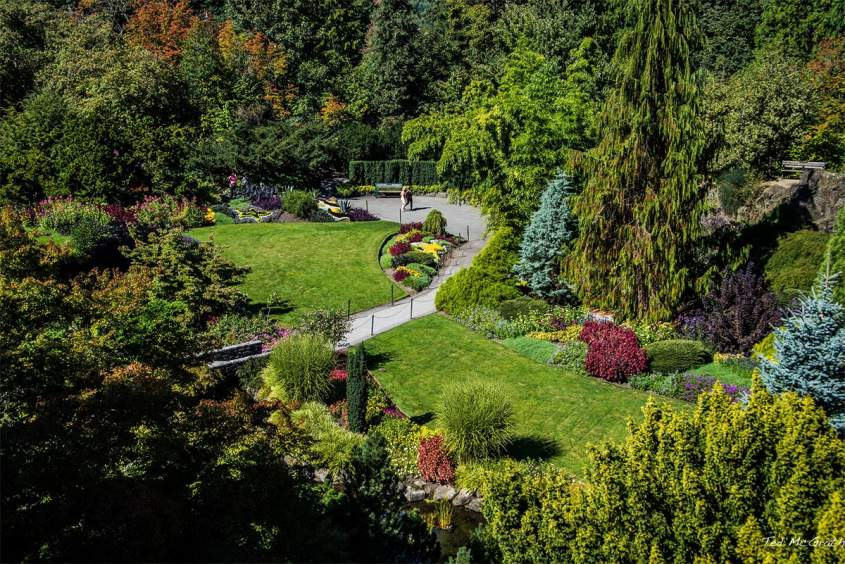 Vancouver Gardens, Parks and Conservatories
