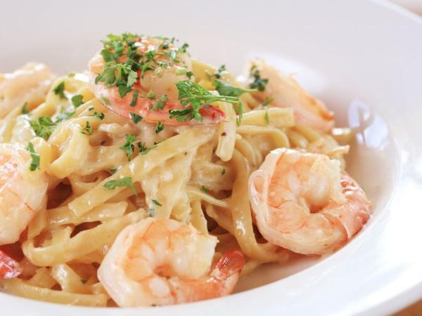 California Pizza Kitchen Garlic Cream Fettuccine garlic-cream-fettuccine -with-shrimp-a2-copy_404ca859-5056-a36a-0ce9cabdfe56c41a