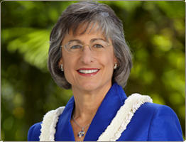 Governor Linda Lingle