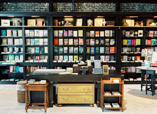 The Guardian: Interview with a Bookstore: Oxford Exchange in Florida