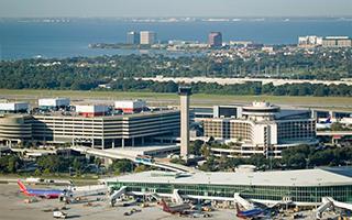 New nonstop links Tampa, San Francisco