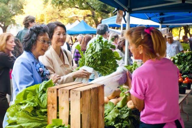City Hall Farmers Market