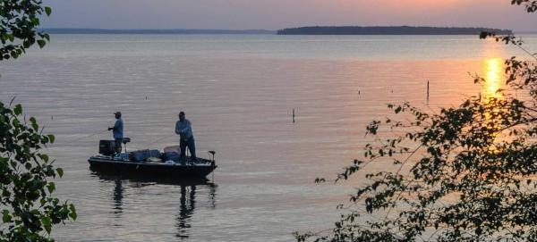 lake livingston