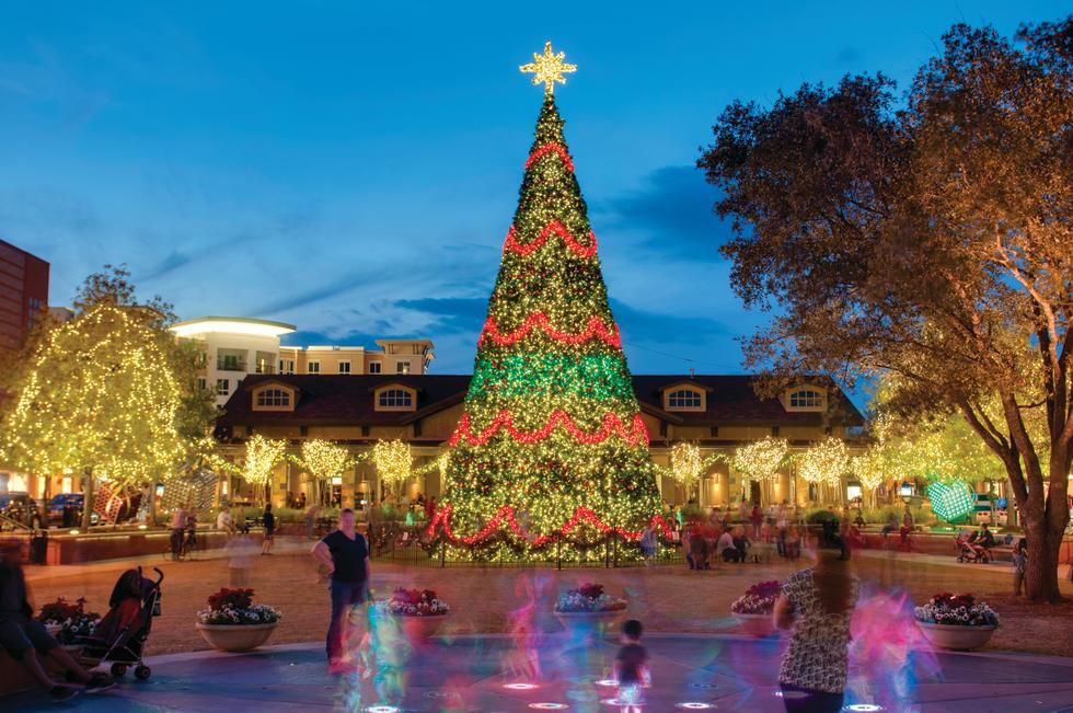 Holidays at Market Street, The Woodlands