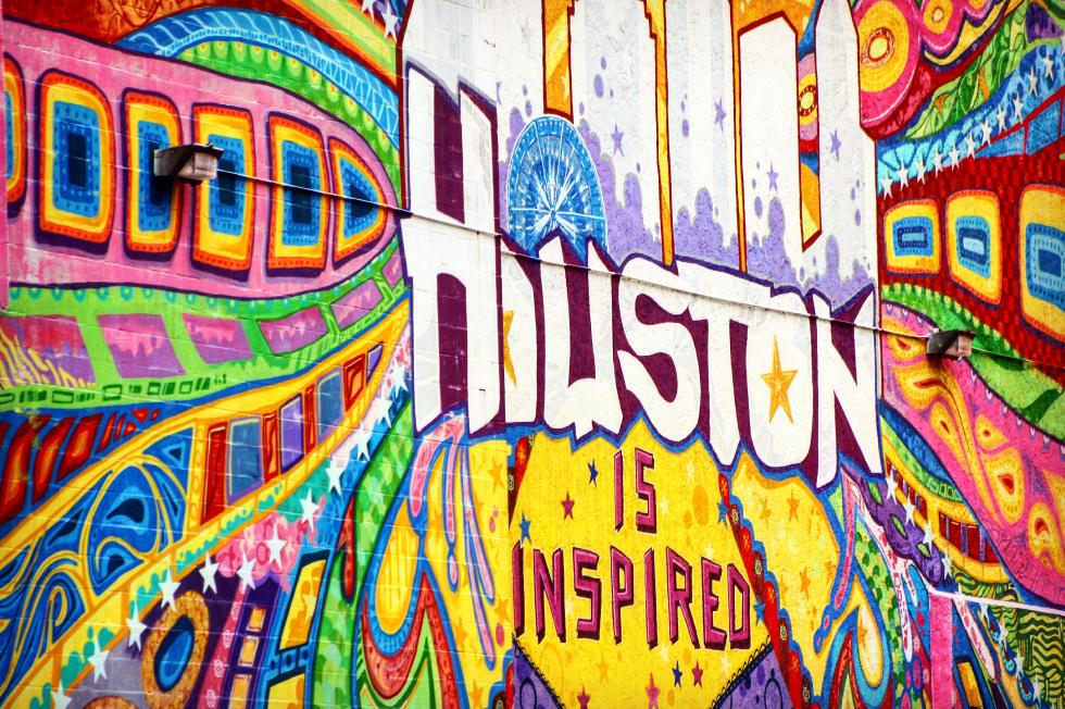 Houston is Inspired - Yo Mariana