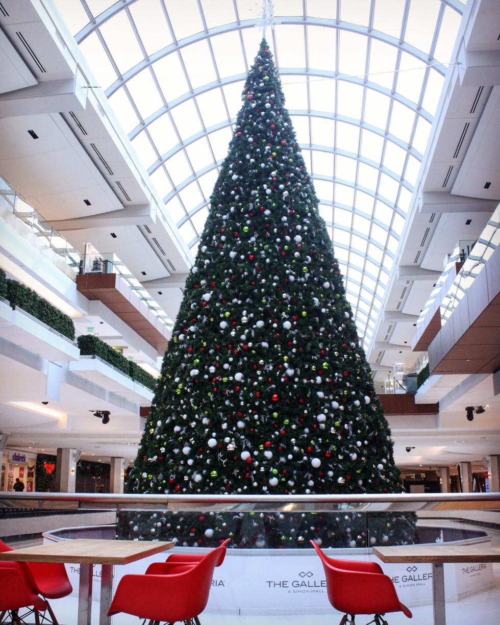 Houston Galleria Tree