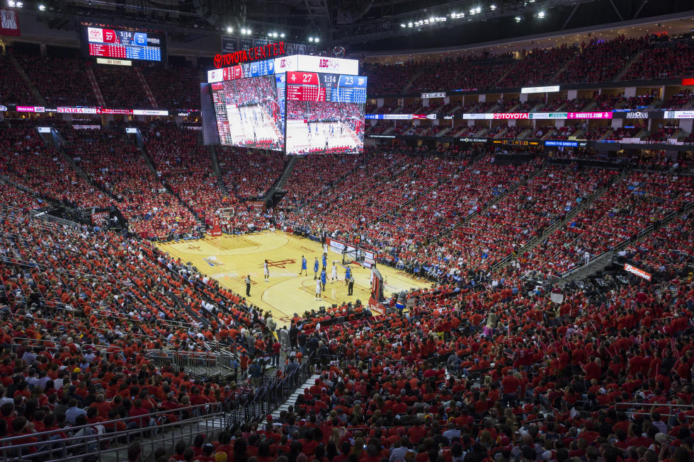 The Top 5 Houston Rockets Home Games Of The 2017 18 Season