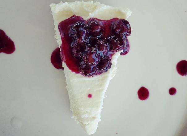 breaking bread texas's goat cheese cheesecake recipe