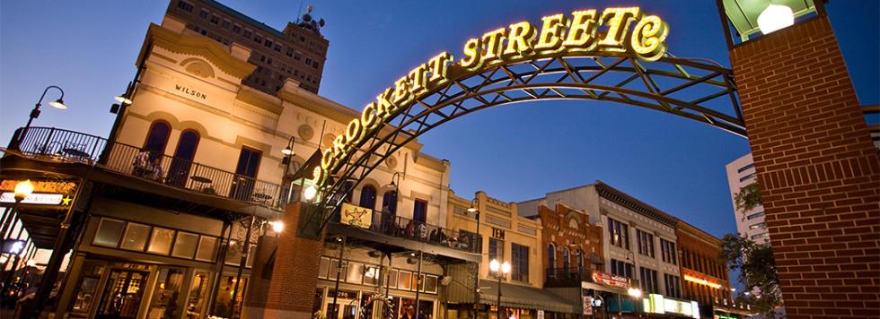 Crockett Street