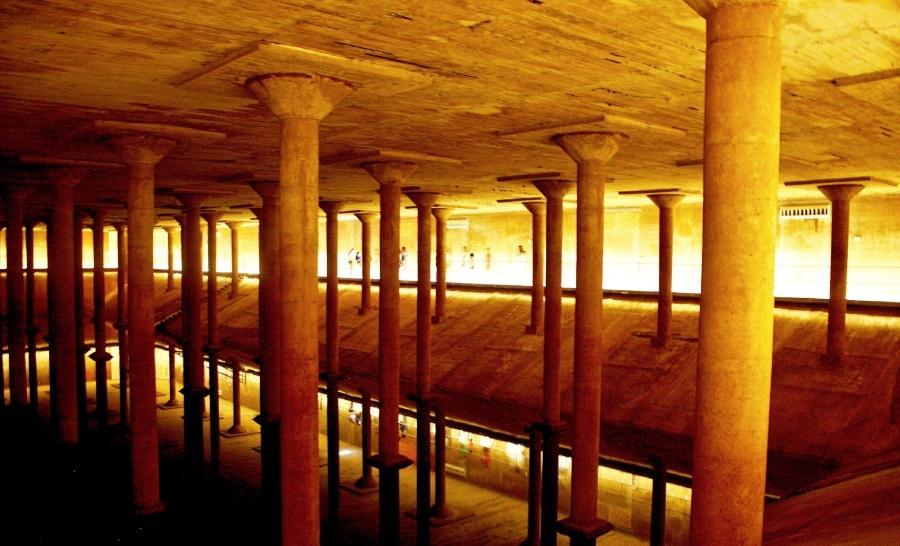 Buffalo Bayou Cistern - Yo Mariana