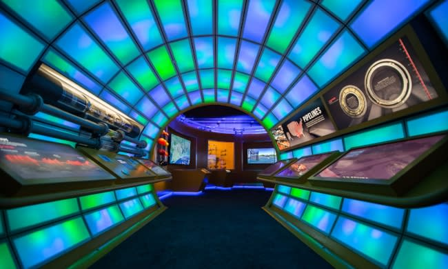 Wiess Energy Hall at HMNS