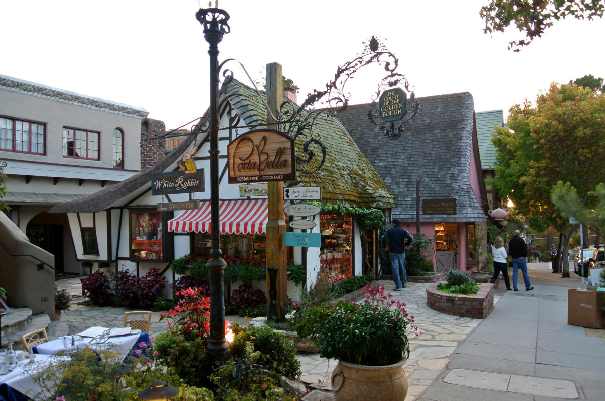 2 Days In Carmel By The Sea