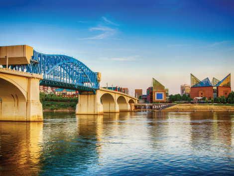 Riverfront Daytime