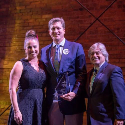 Mainsail Lodging & Development President Joe Collier named 2018 Tourism Ambassador