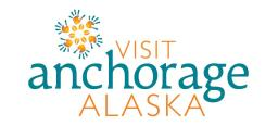 Visit Anchorage Logo