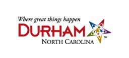 Durham, NC Convention & Visitors Bureau Logo