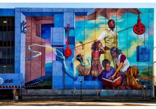 Where to Find Chattanoogas Most Popular Murals