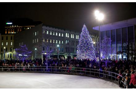 Holiday Events & Attractions in Grand Rapids