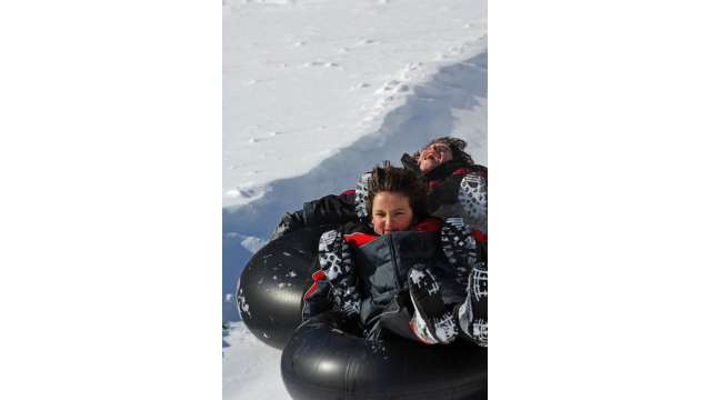 Snow Tubing at Glimmerglass State Park 88