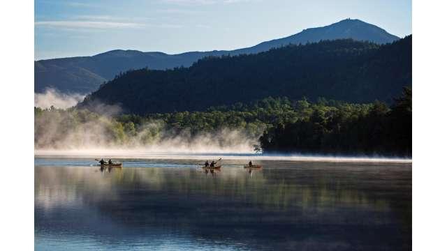 Mirror Lake - Whiteface Mountain 160