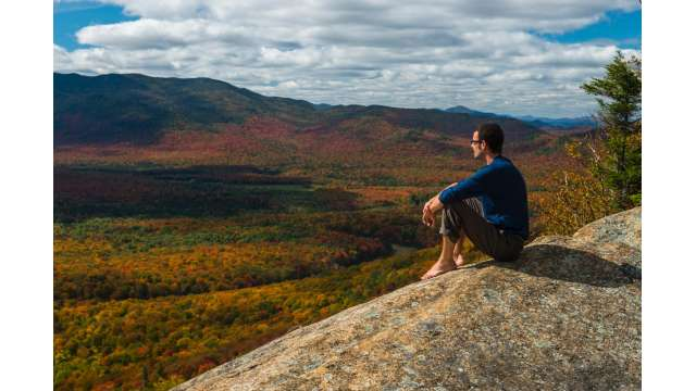 Hiking / View from Mt. Van Hoevenberg 232