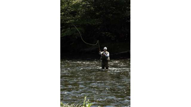Fly Fishing at Catskill Fly Fishing Center and Museum 772