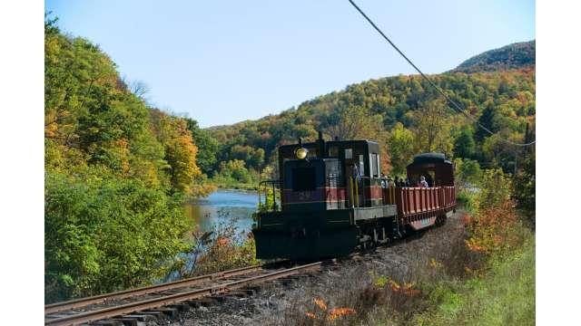 Catskill Mountain Railroad 829