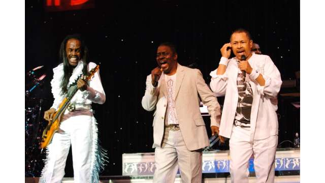 Earth, Wind & Fire at Bethel Woods Center for the Arts