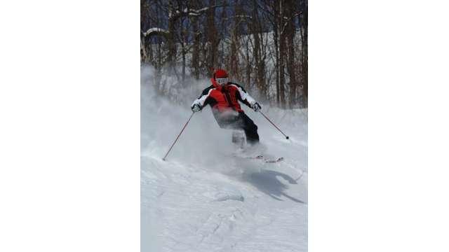 Skiing at Hunter Mountain 844