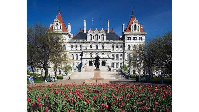 NYS Capitol Building 1695