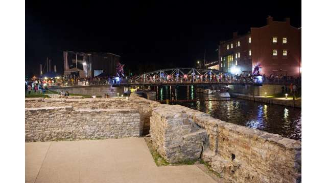 Canalside Waterfront Project in Buffalo - 4th of July Celebration 1702