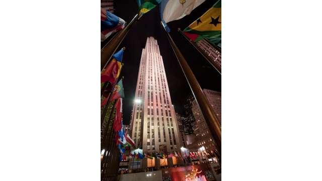 30 Rockefeller Plaza. Rockefeller Center
